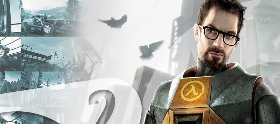 Gordon Freeman también espera impaciente Half Life 3