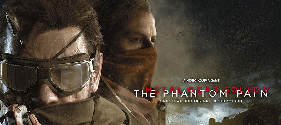 Konami lista Metal Gear Solid V: The Phantom Pain para otoño de este año