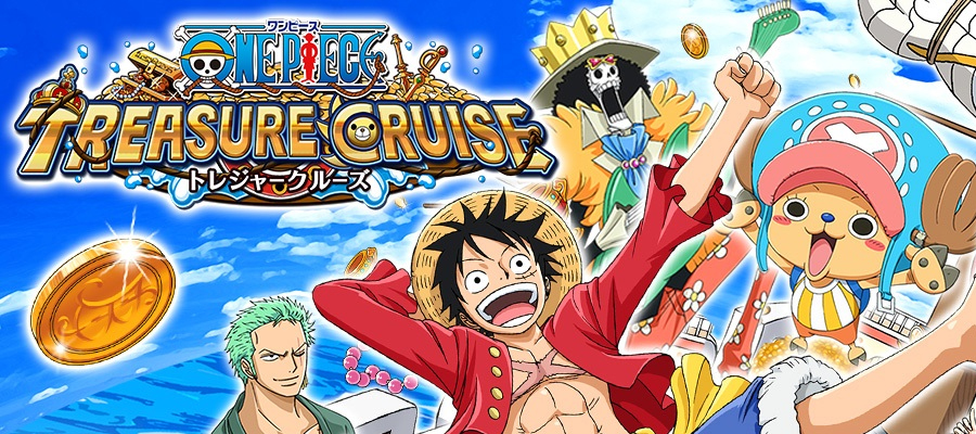 One Piece: Treasure Cruise llega a iOS y Android