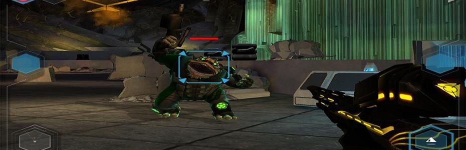 El cocreador de Halo lanza Midnight Star, un juego hardcore para móviles y tablets