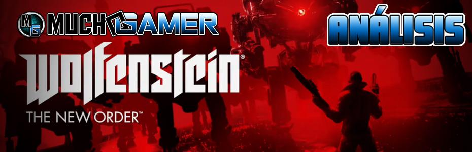 Análisis Wolfenstein The New Order
