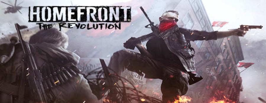 Homefront the Revolution sigue en desarrollo