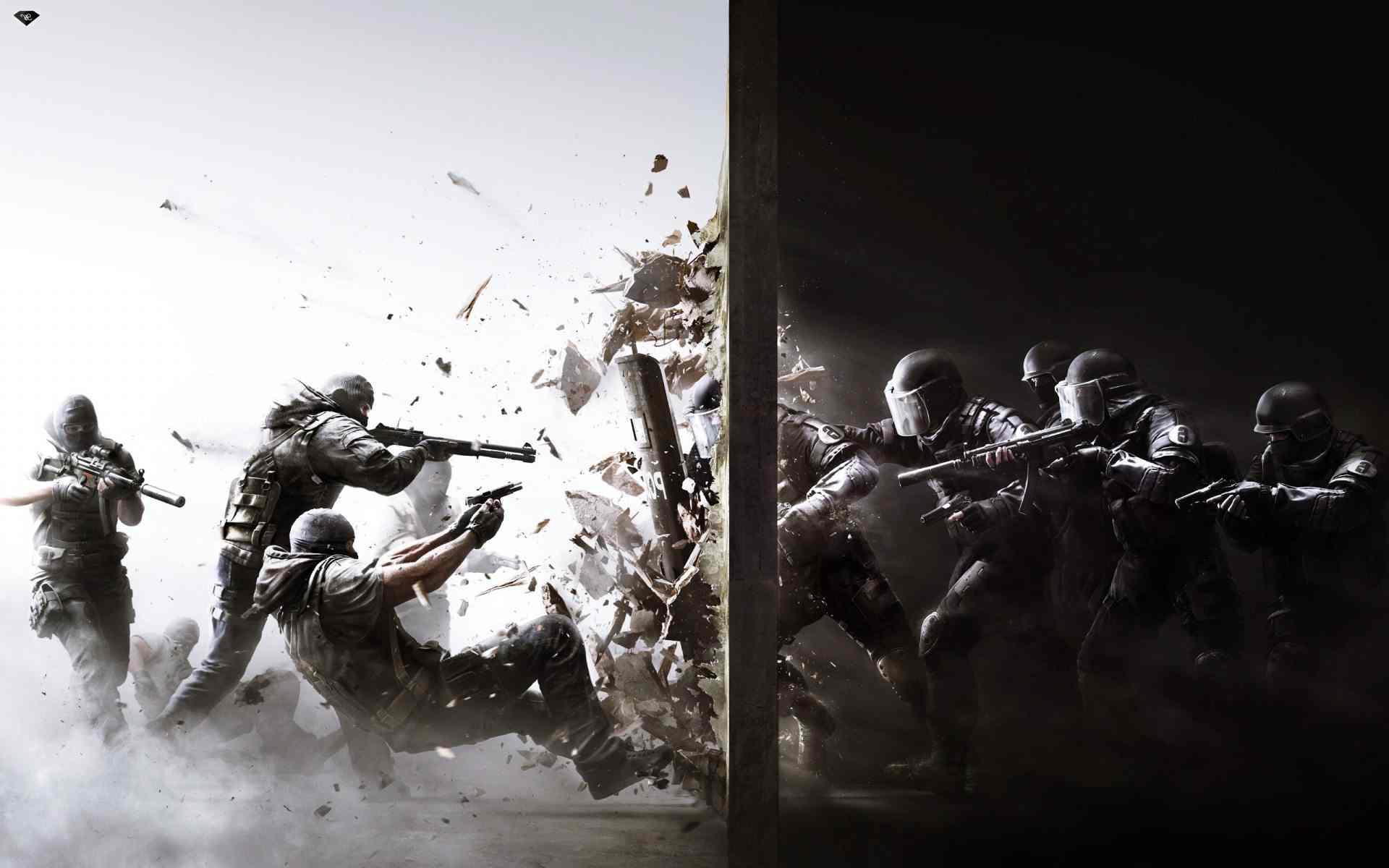 Ubisoft muestra la unidad británica de Rainbow Six Siege en un vídeo