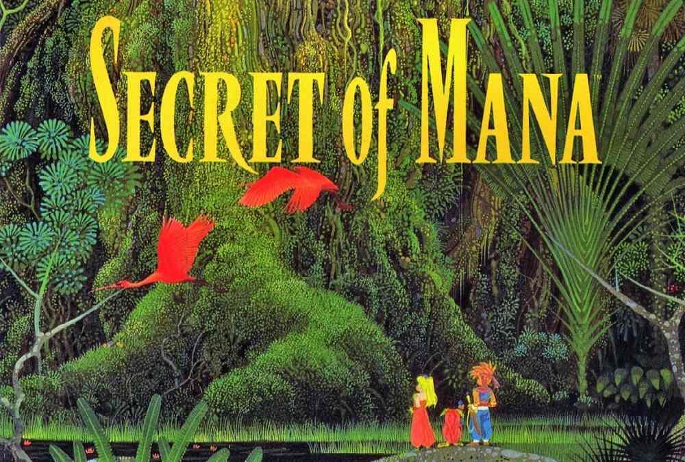 Square Enix podría estar trabajando en un nuevo Mana