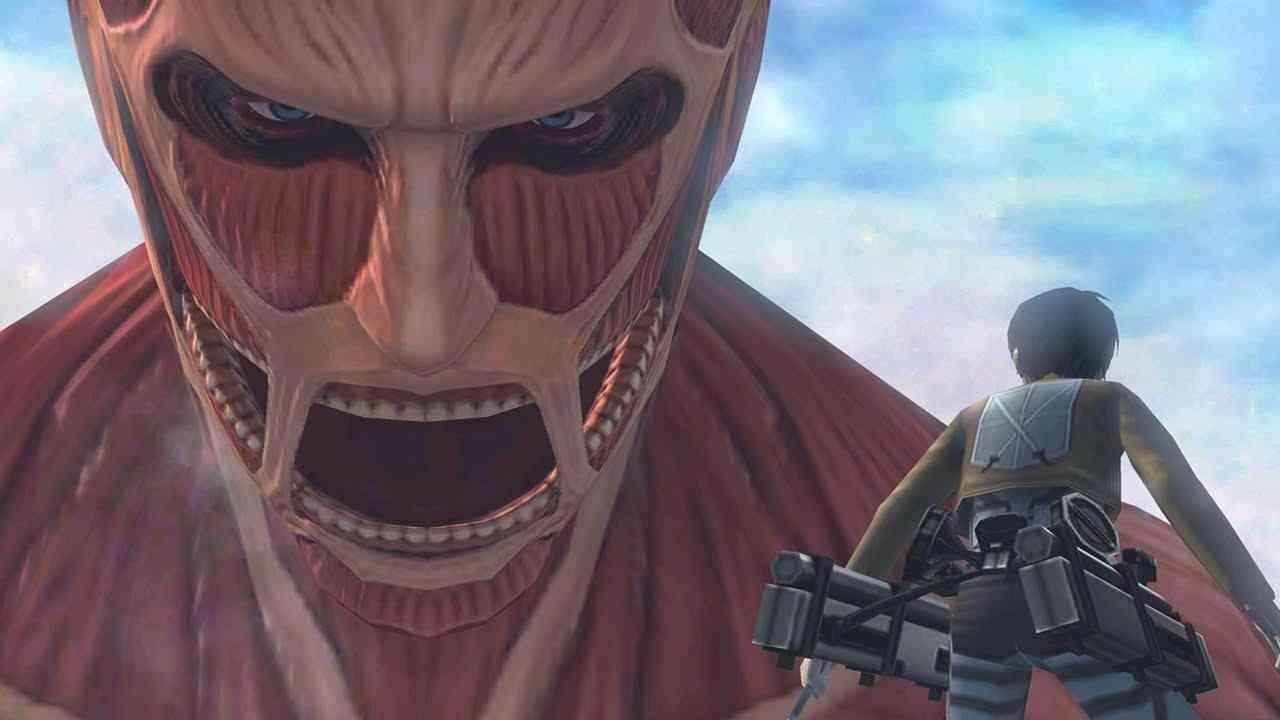 Attack on Titan: Humanity in Chains llegará a 3DS en mayo