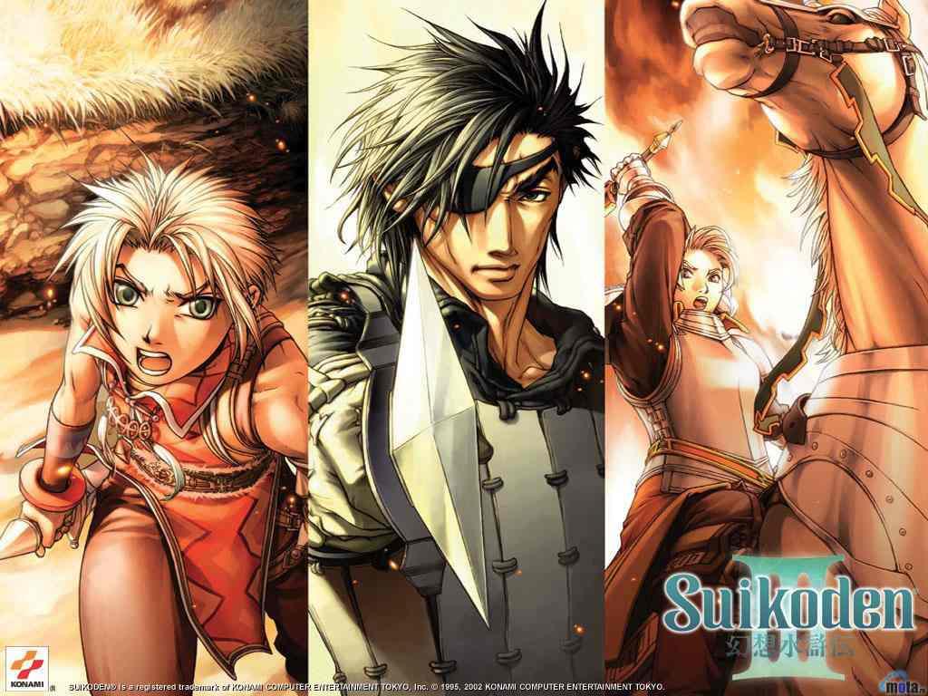 Suikoden III podría llegar a Europa en forma de PS2 Classic
