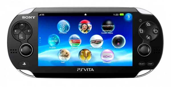 Sony registra en Japón un nuevo modelo de PS Vita