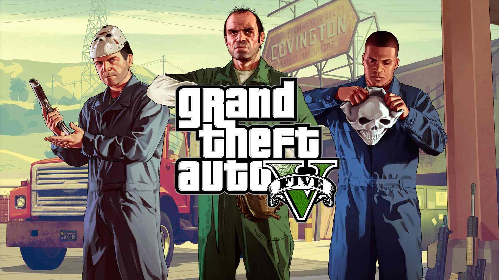 Reveladas las opciones gráficas de GTA V en PC