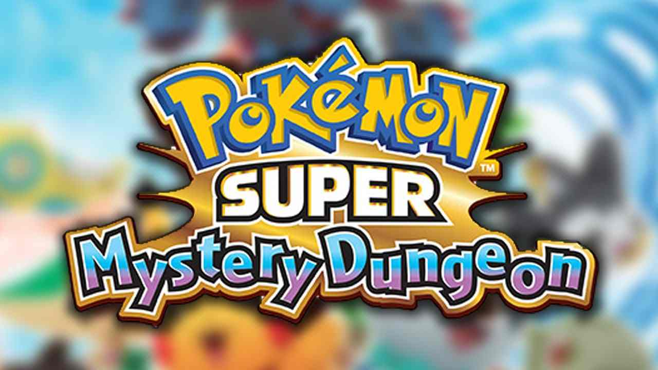 Pokemon Super Mistery Dungeon muestra su primer tráiler in game