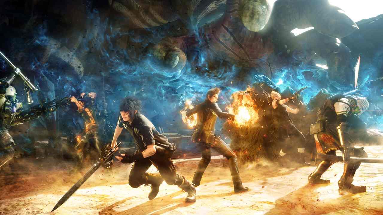 Puedes ver el evento de Final Fantasy XV que tendrá lugar hoy aquí