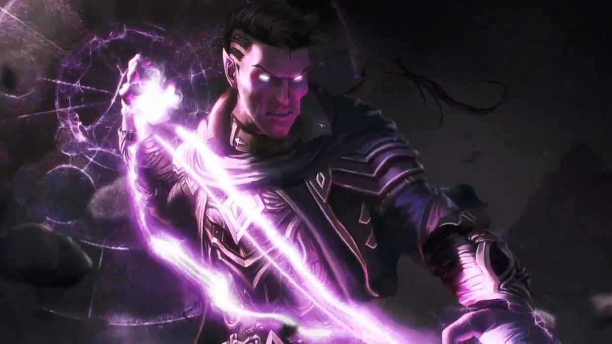 The Elder Scrolls Legends es el primer juego de cartas de la saga