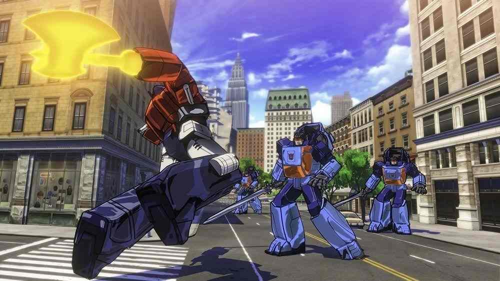 Primeras imágenes e información sobre Transformers: Devastation