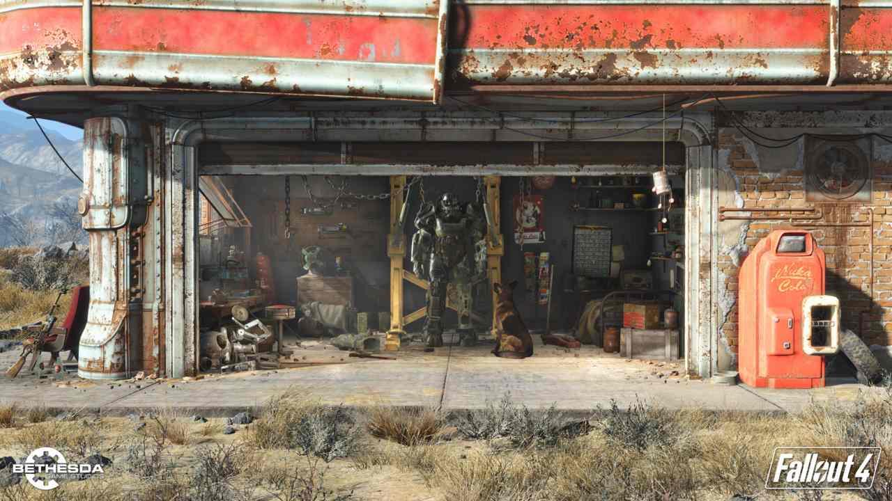 Fallout 4: Bethesda advierte que si usas comandos podrás dañar tu partida