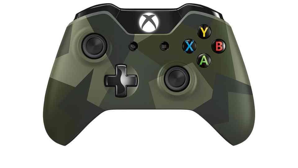 Nuevo mando de Xbox One, bajada de precio y modelo de 1TB