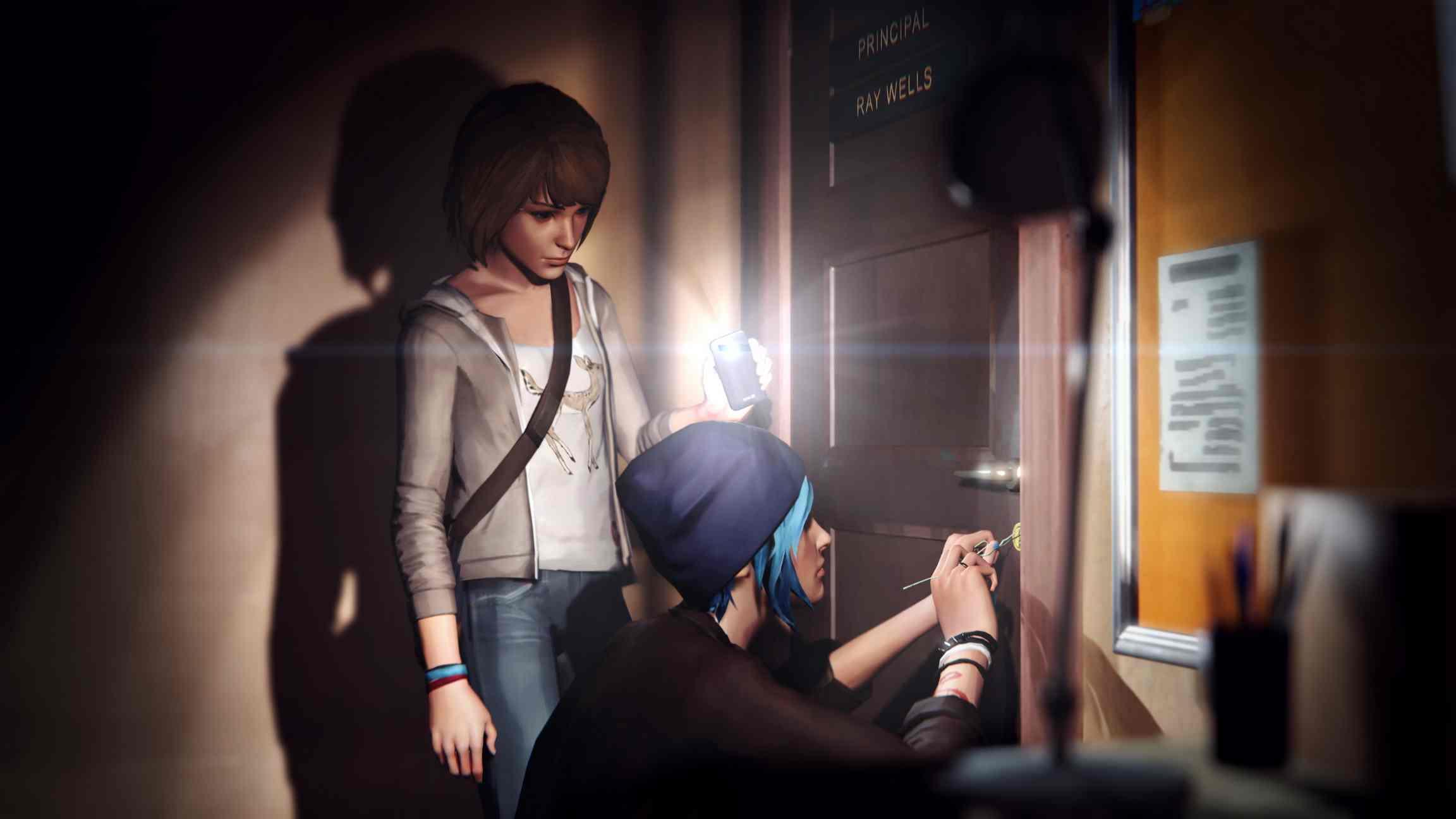Life is Strange muestra su tráiler del E3