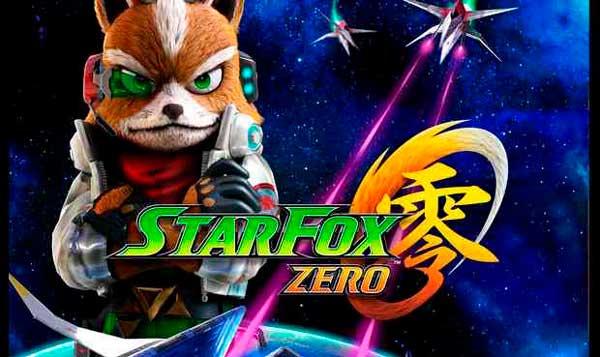 StarFox Zero ha sido uno de los grandes anuncios de Nintendo
