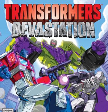 Transformers: Devastation es una realidad