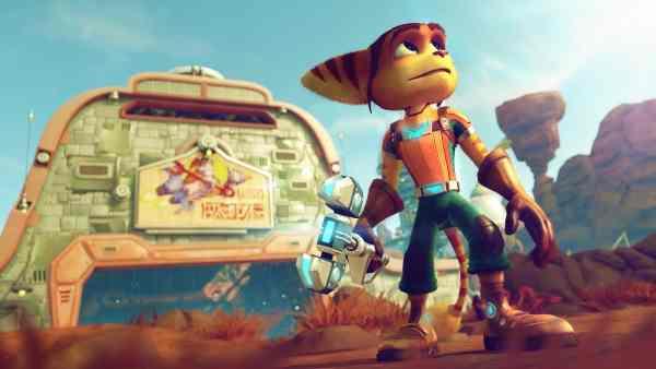 El nuevo Ratchet & Clank de PlayStation 4 funcionará a 1080p y 30 fps