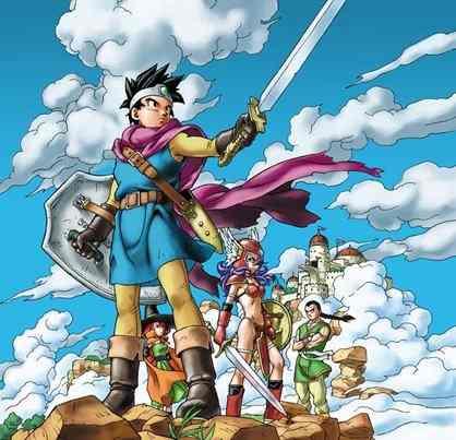 Fecha y tráiler para Dragon Quest Heroes en Europa
