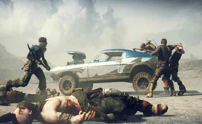 Mad Max se deja ver en un nuevo gameplay desde la E3