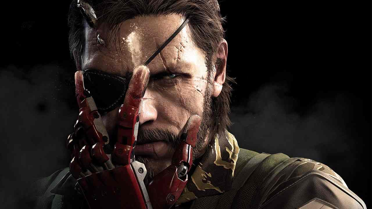 40 minutos de Metal Gear Solid V: The Phantom Pain