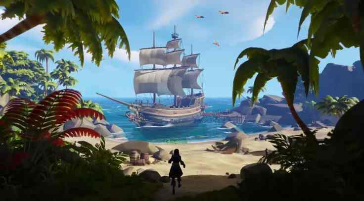 Rare se corona anunciando Sea of Thieves y RareReplay