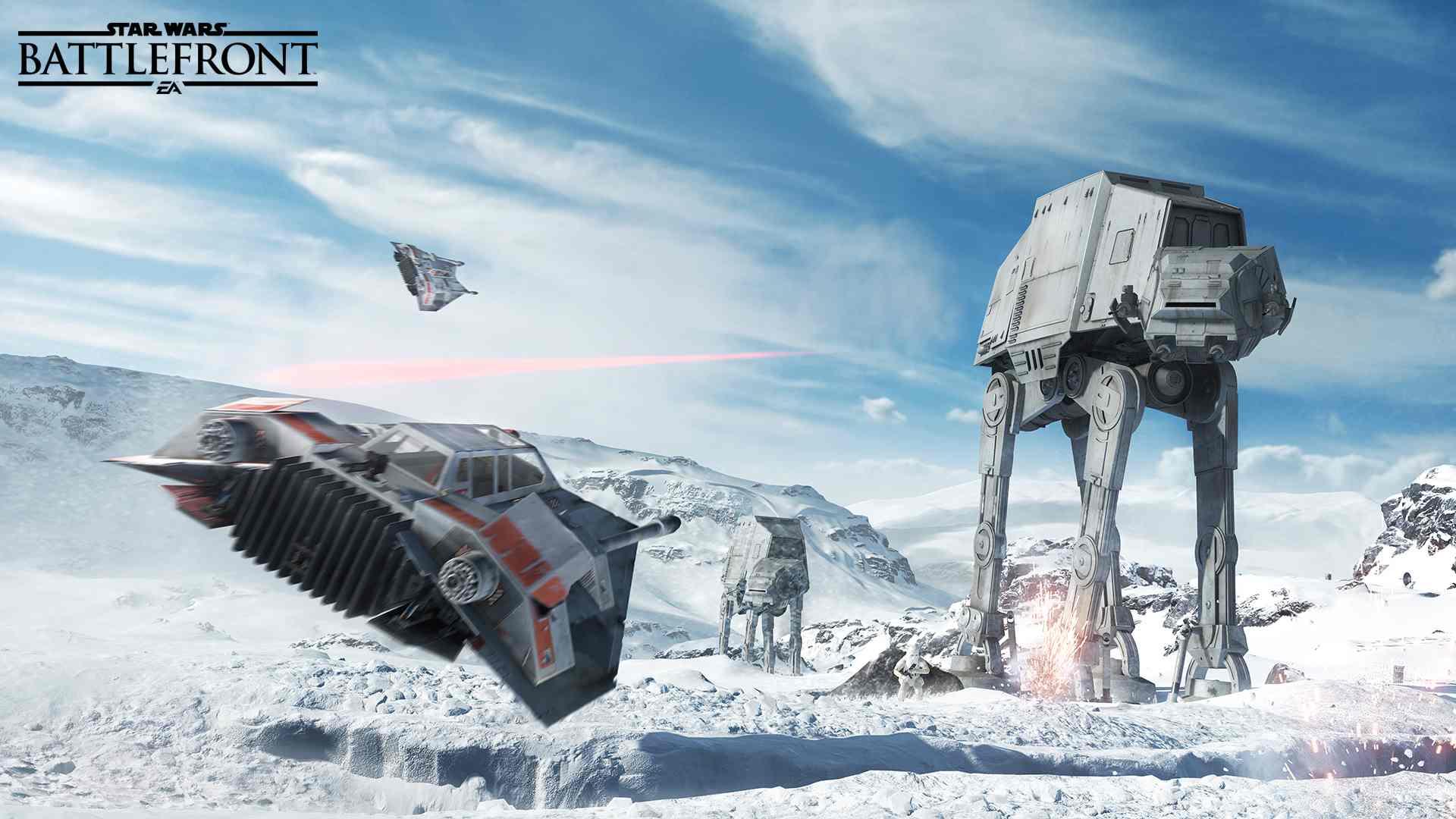 Star Wars: Battlefront obtendrá su primer DLC a principios de 2016