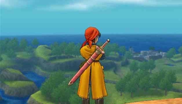 Dragon Quest XI no será una entrega online