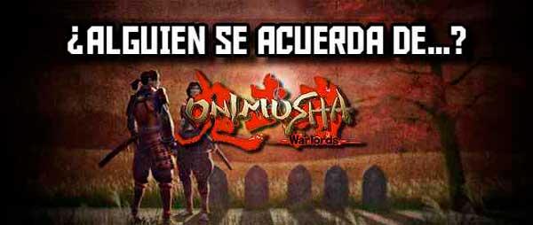 ¿Alguien se acuerda de Onimusha?