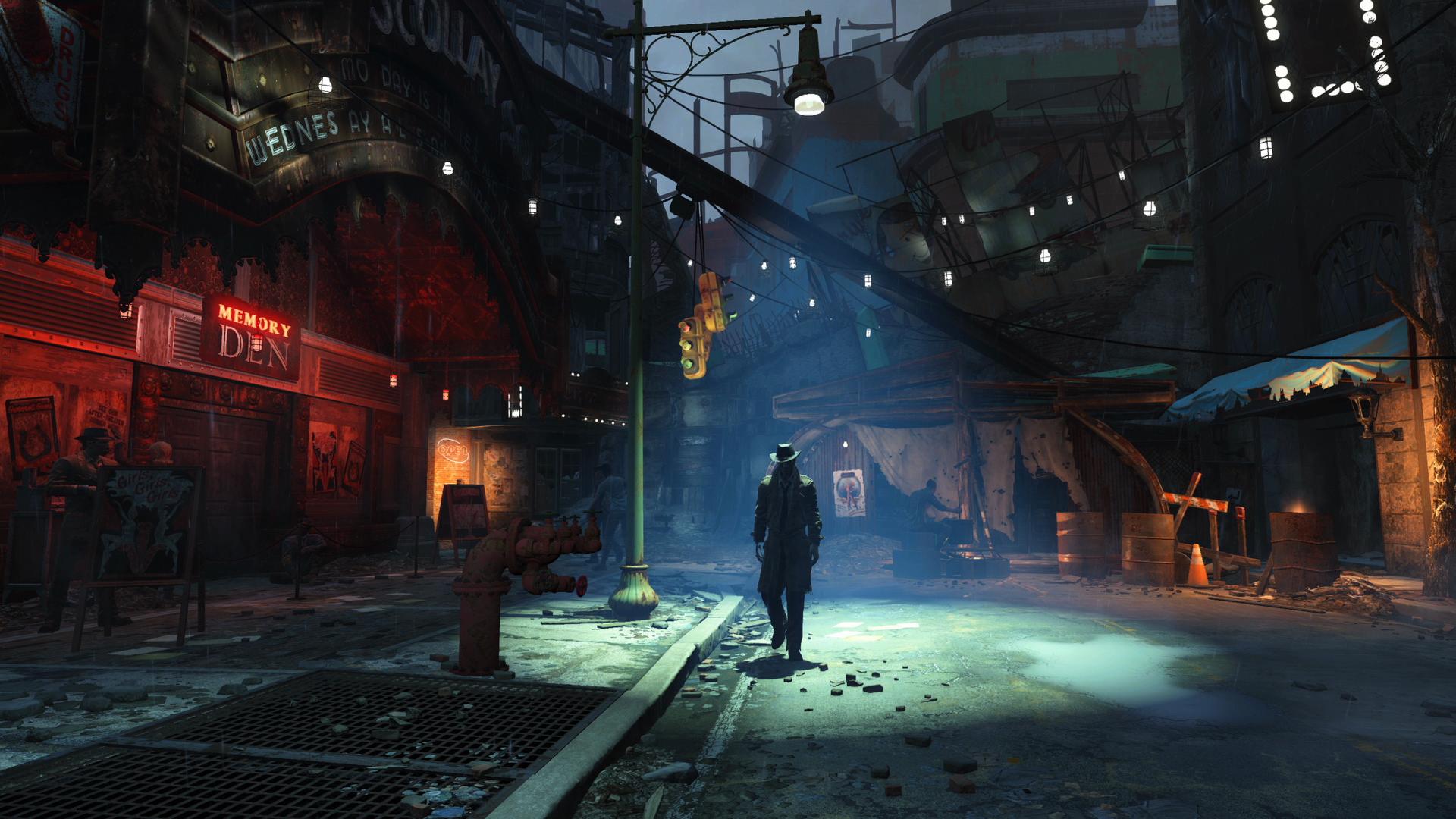 Gameplays extendidos de Fallout 4