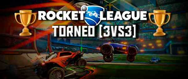 Torneo: Rocket League (PS4)