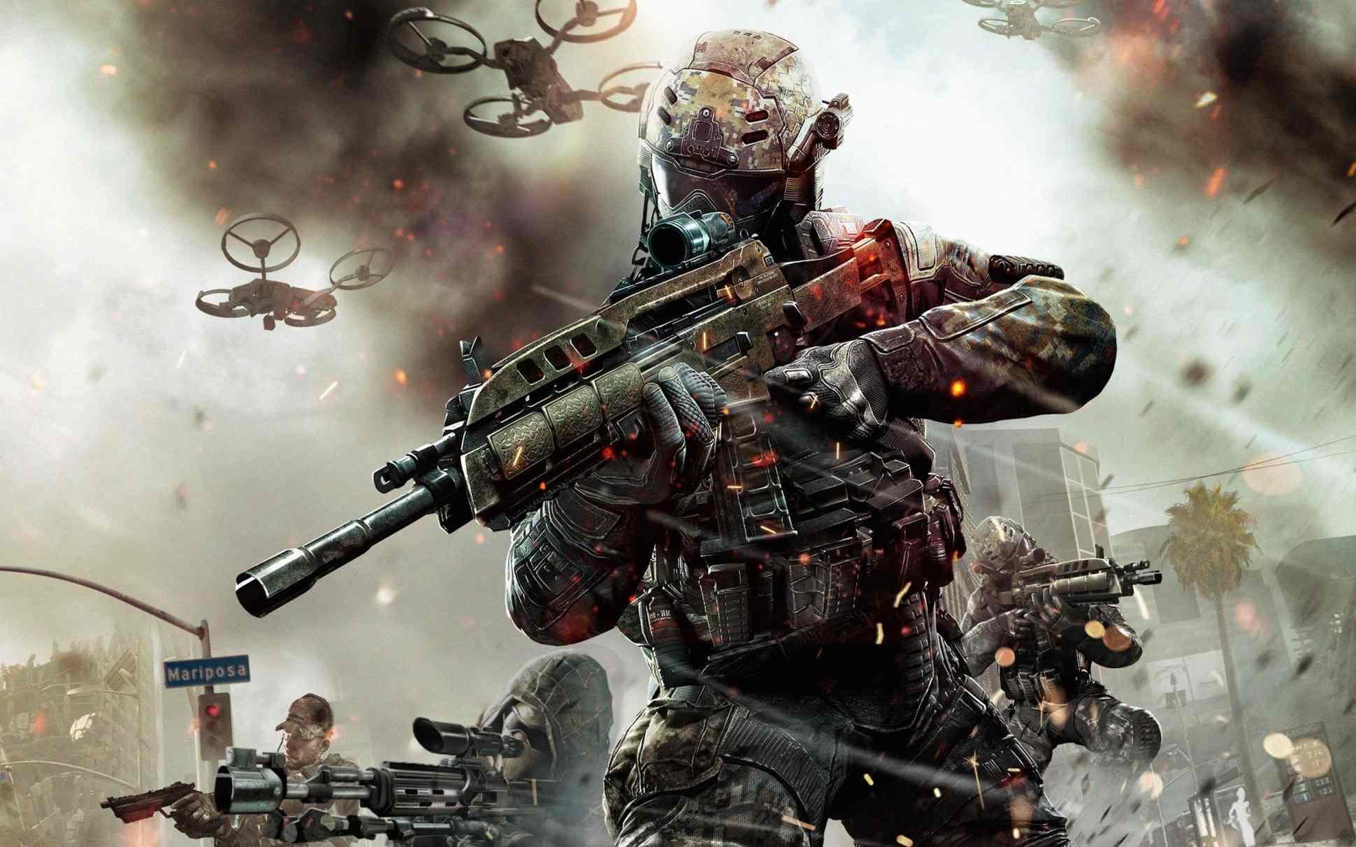 Nuevo tráiler de la Beta de Call Of Duty: Black Ops III