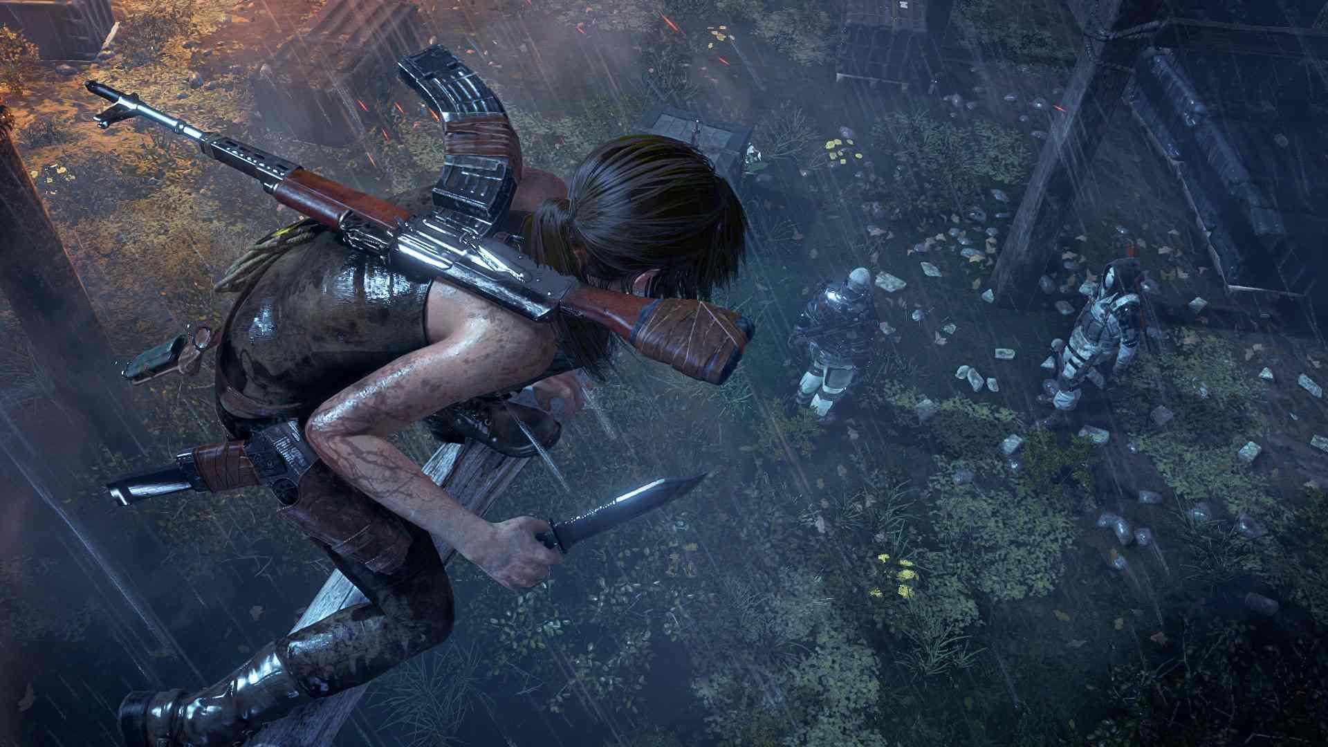 Rise of the Tomb Raider muestra su demostración completa