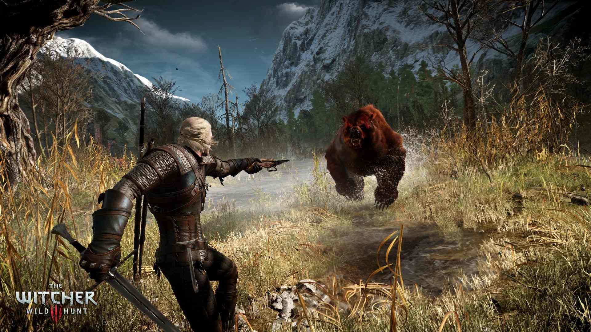 El parche 1.08 de The Witcher 3 aumenta el rendimiento de la consola