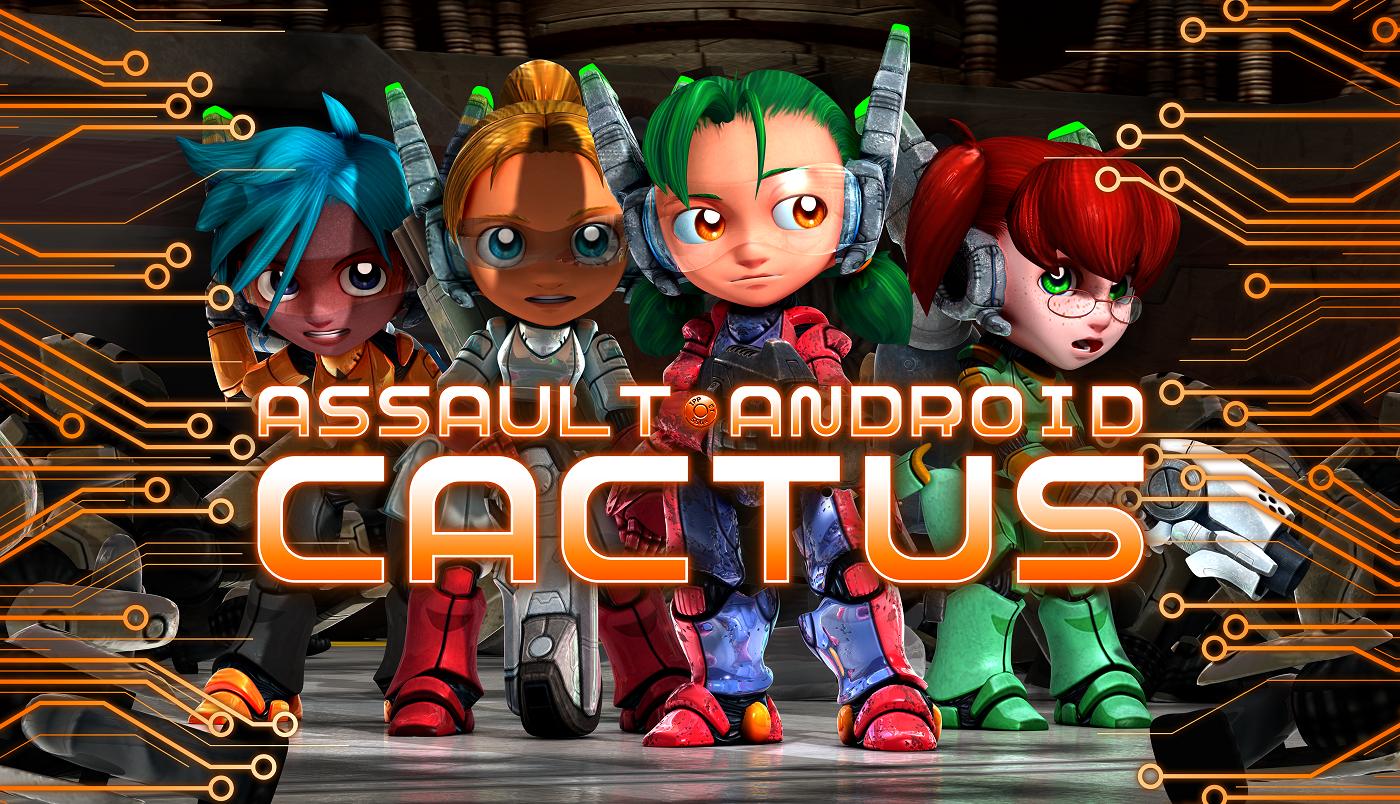 Assault Android Cactus sorprende con nuevo vídeo y fechas de su lanzamiento
