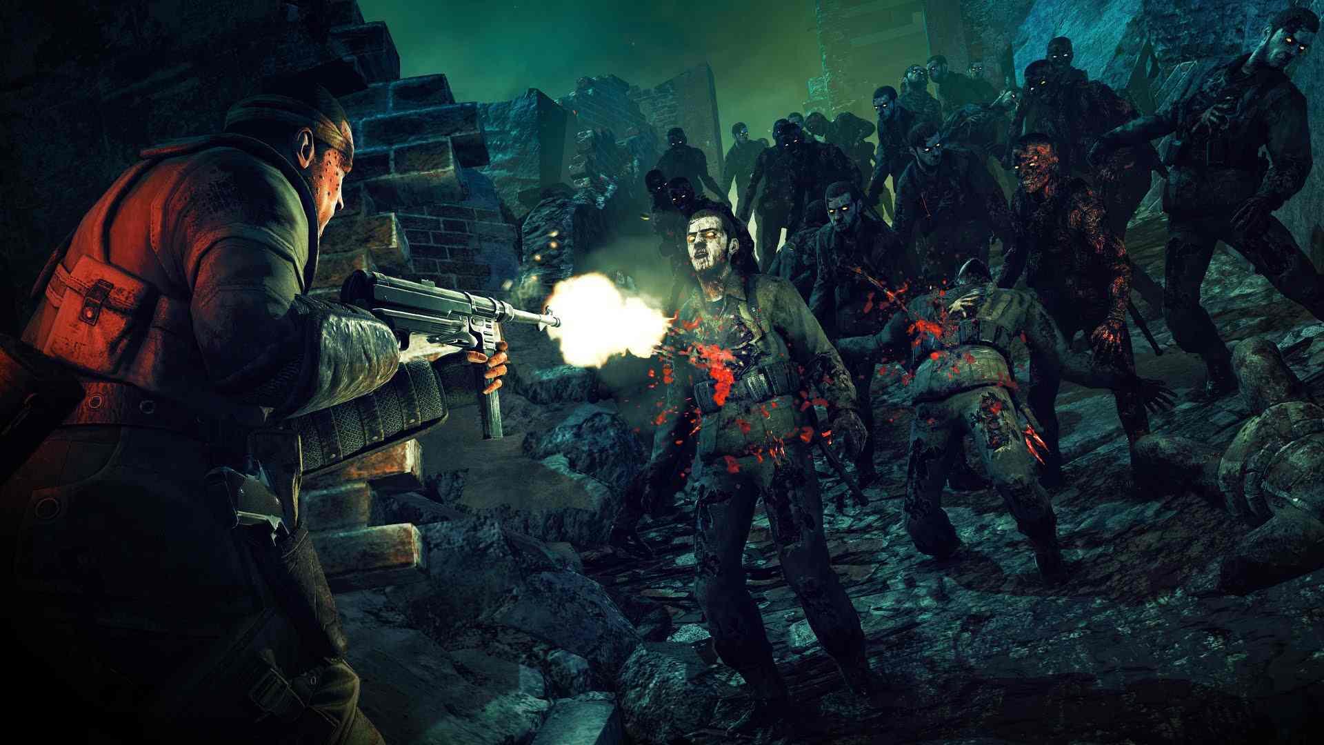 Análisis Zombie Army Trilogy