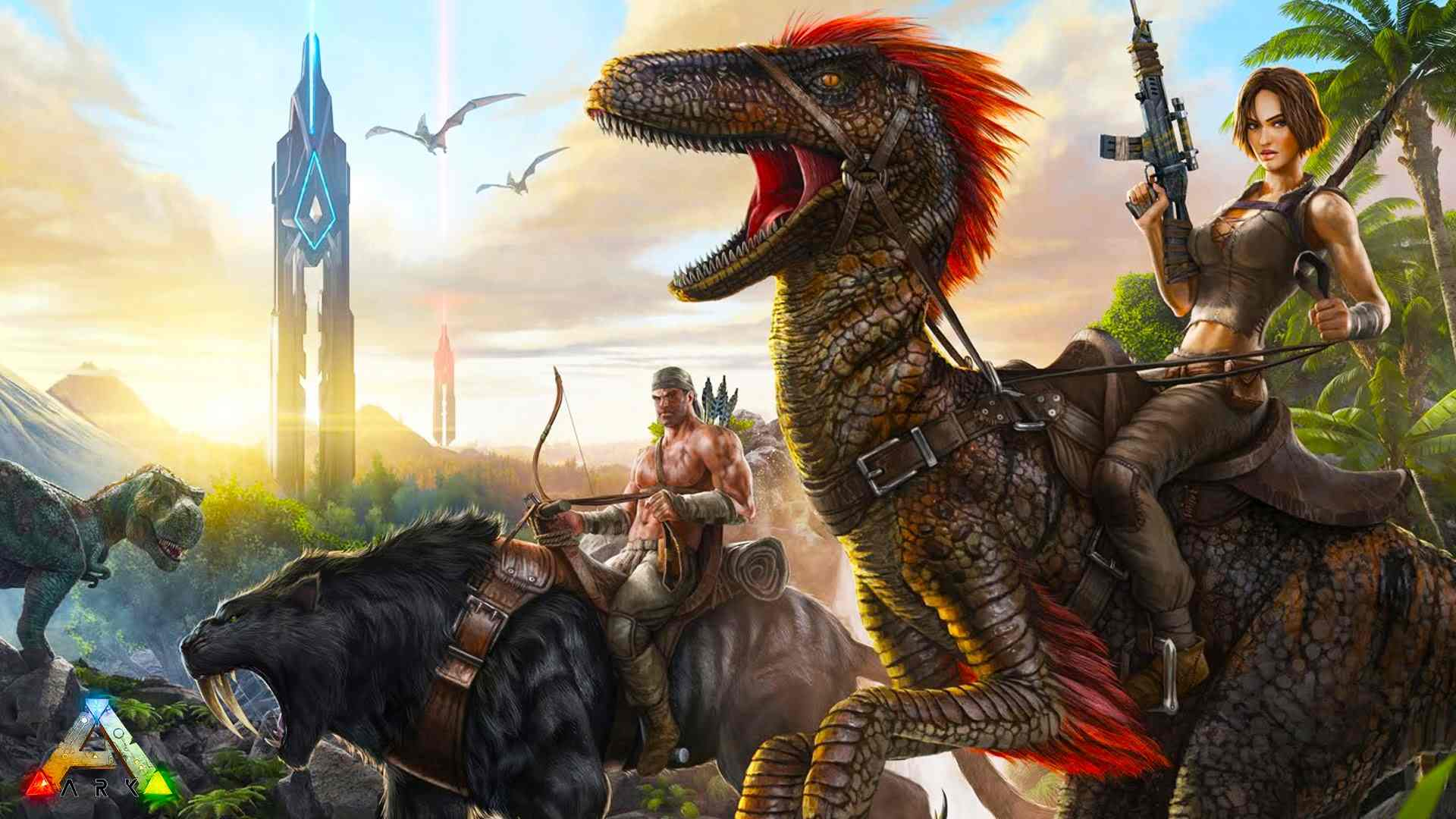 Códigos y trucos para ARK Survival Evolved