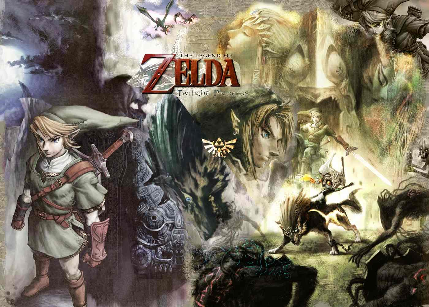 The Legend of Zelda Twilight Princess HD de Wii U será compatible con los periféricos de Wii