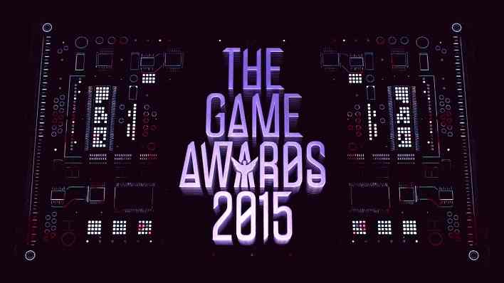 Esta es la lista de nominados de los The Game Awards 2015