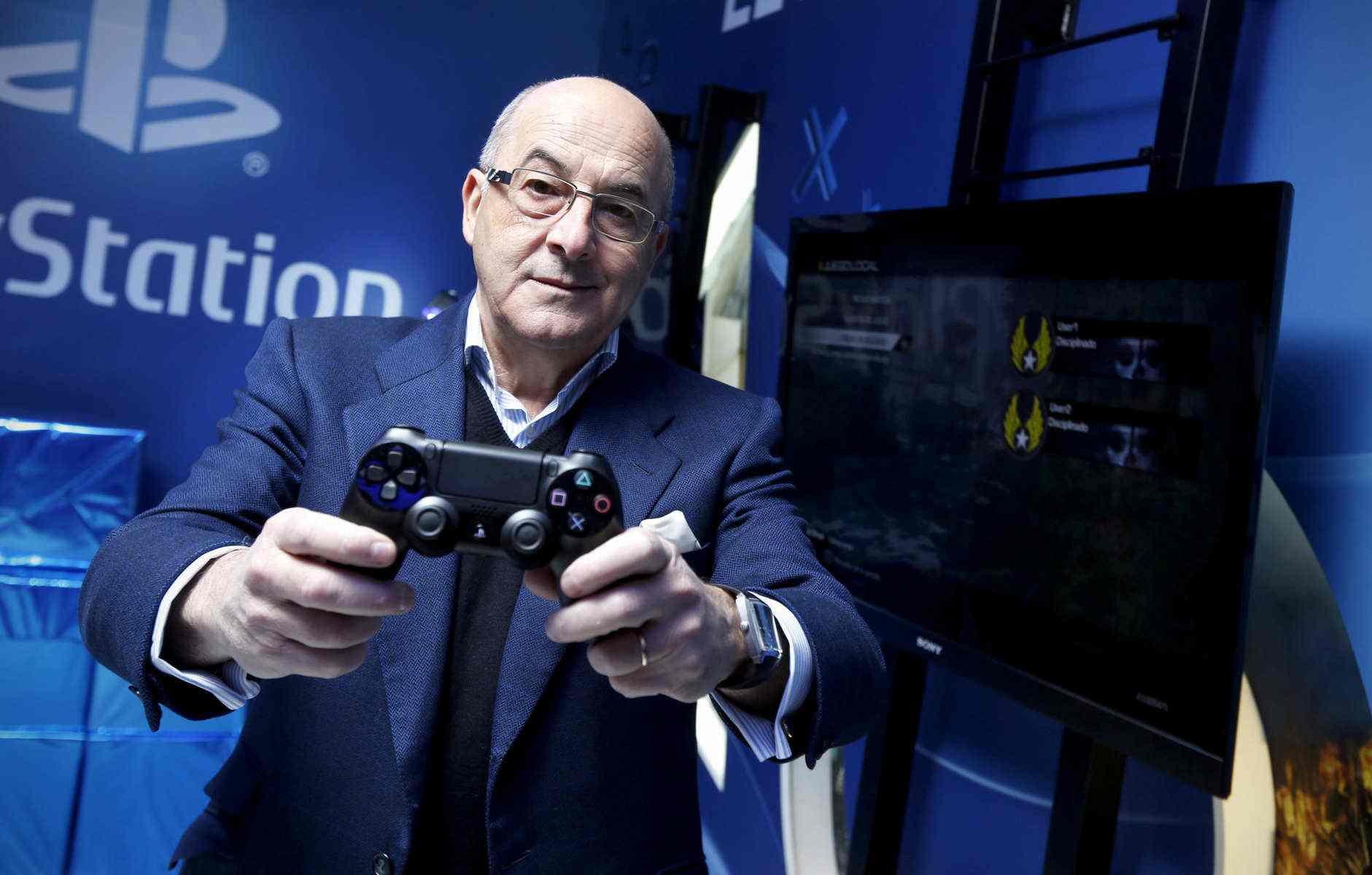 James Armstrong, director general de Sony Computer Entertainment Iberia, se retira