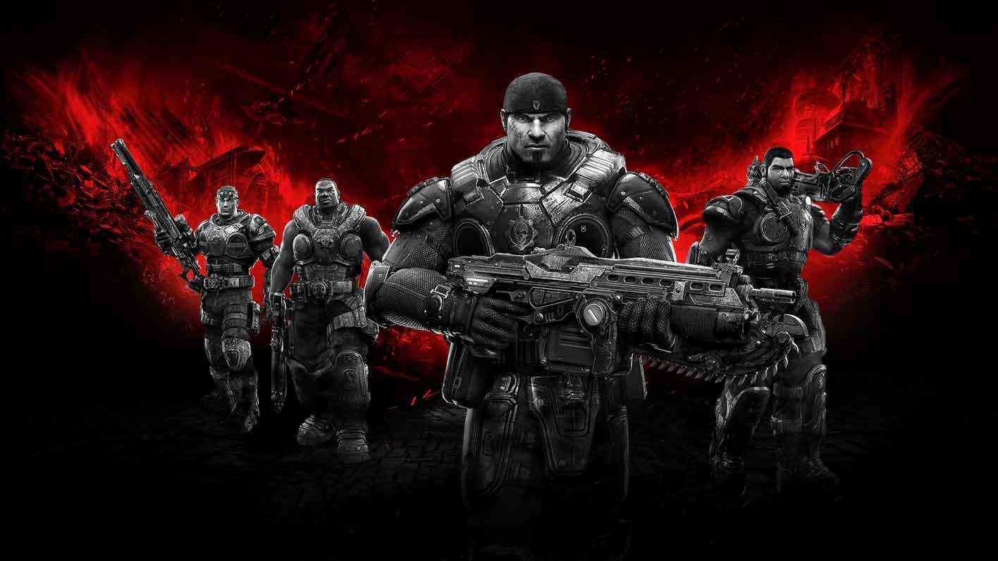 Sorteo: la saga Gears of War al completo para Xbox 360 y Xbox One
