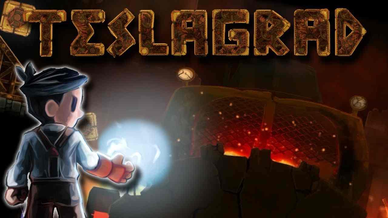 Teslagrad ya está disponible en PS Vita en toda Europa