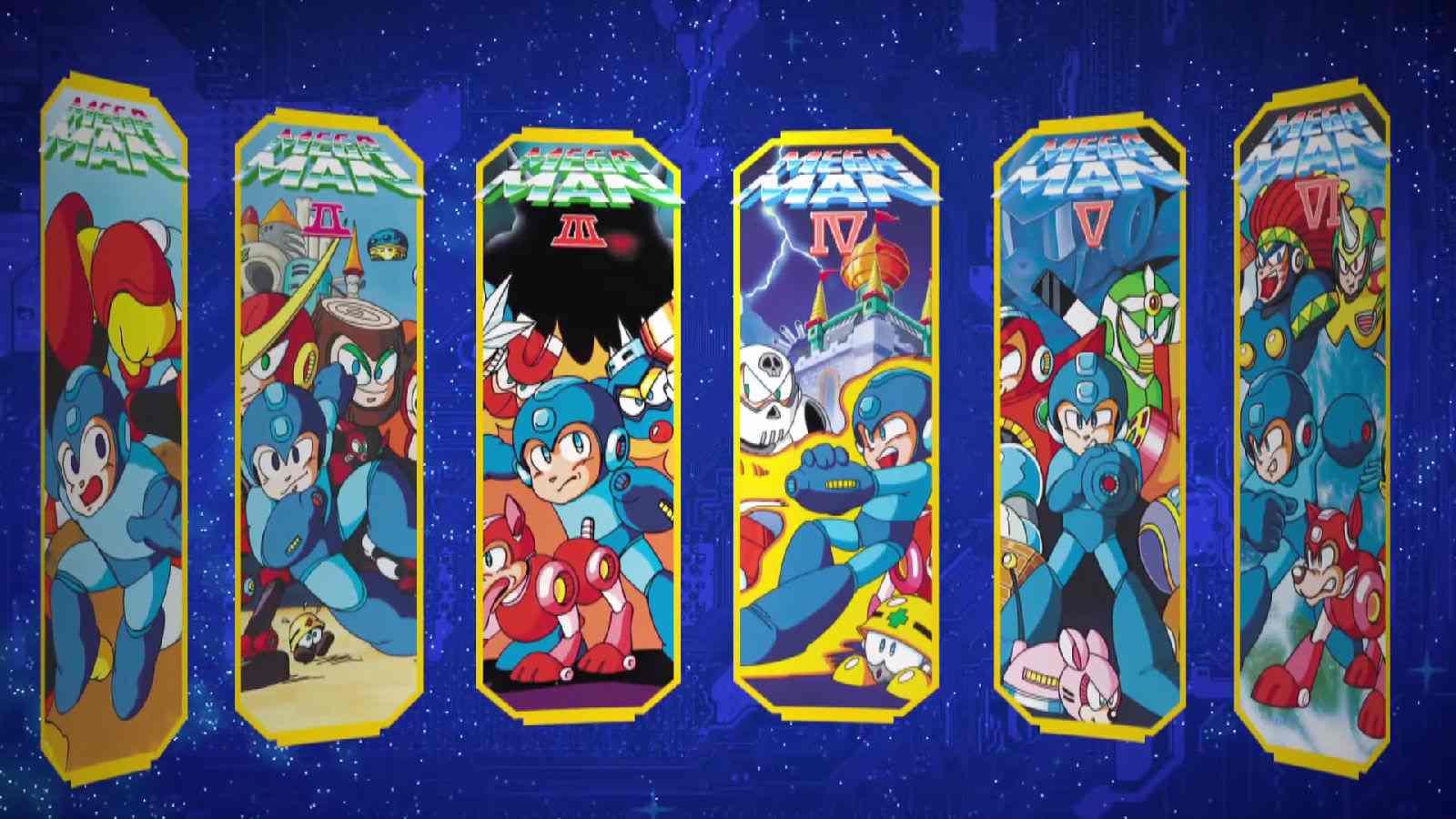 Mega Man Legacy Collection – Tráiler (3DS)