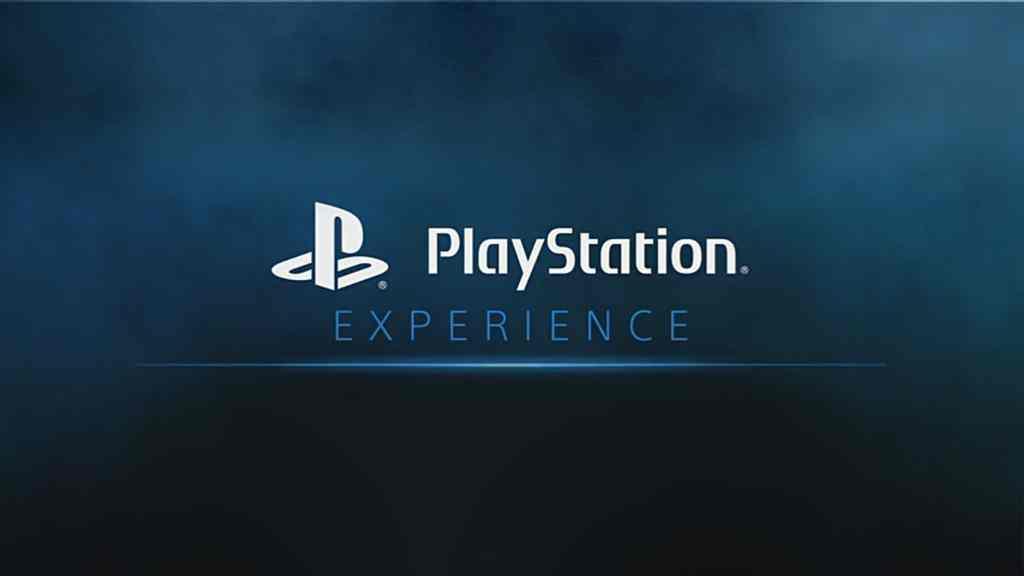 Sony confirma la hora de emisión en directo del evento Playstation Experience