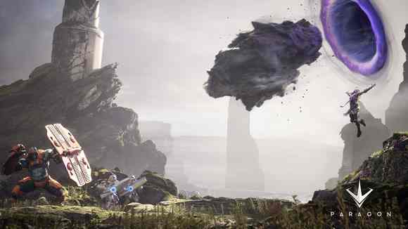 Paragon, un nuevo MOBA de los creadores de Gears of War para Playstation 4 y PC