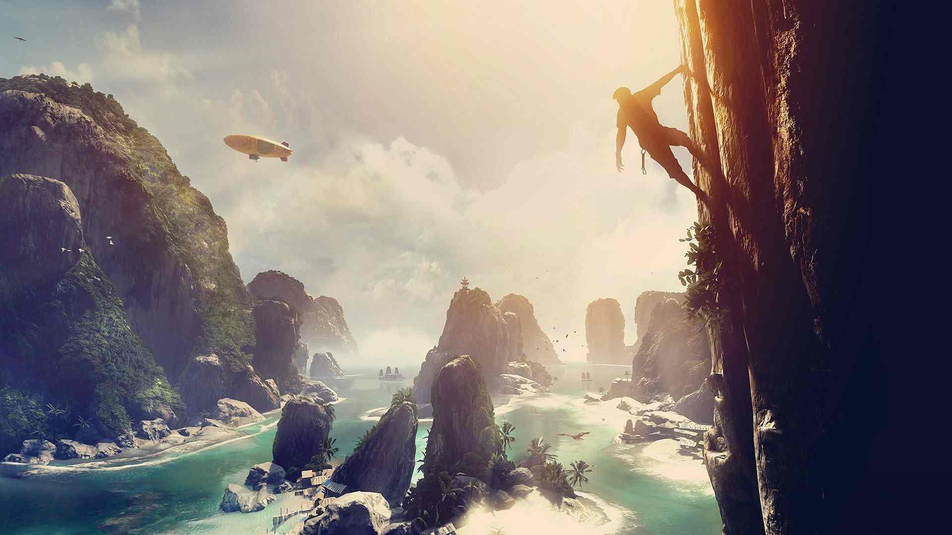 The Climb, lo nuevo de CryTek, es un simulador de escalada con Oculus Rift