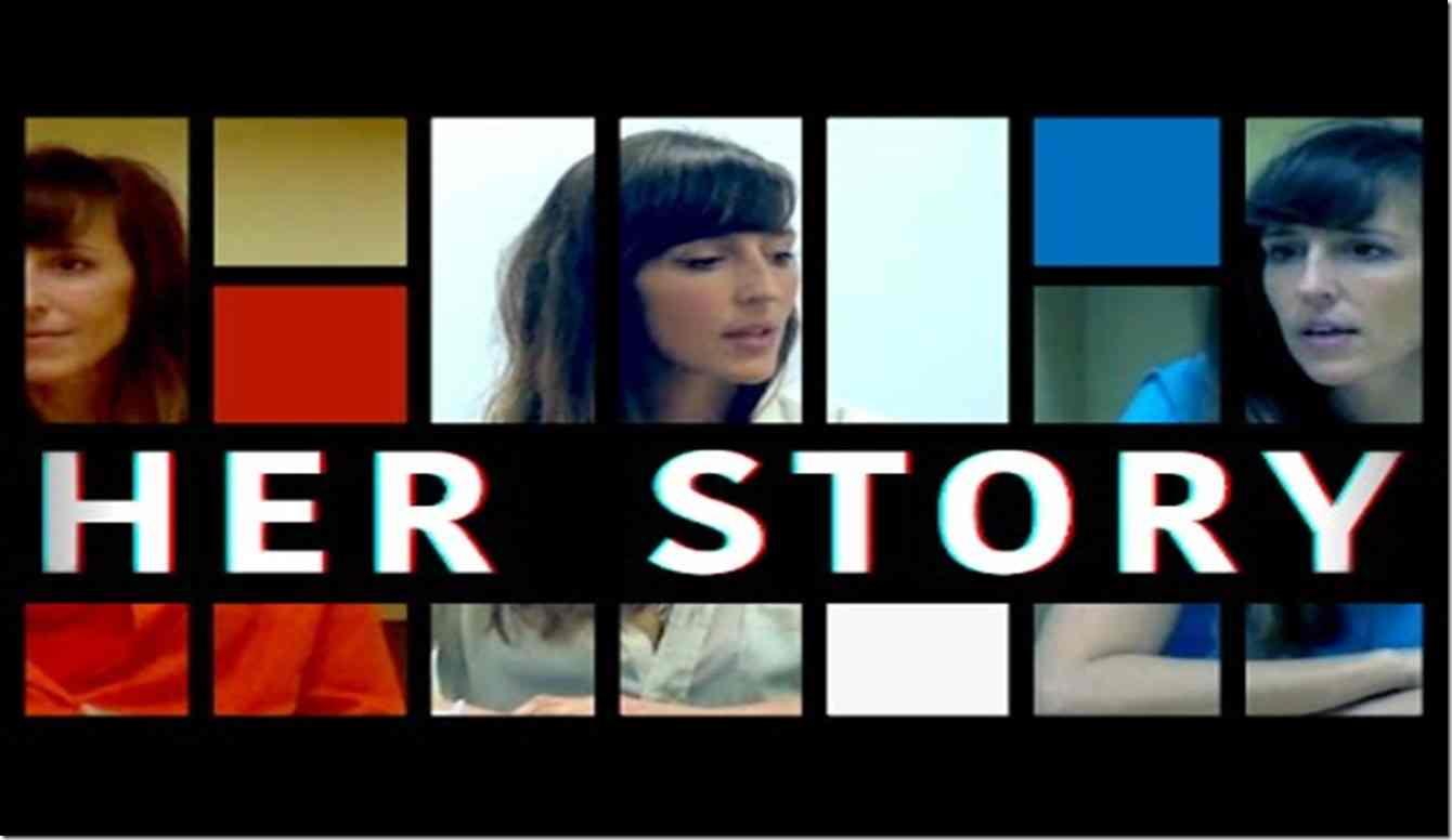 Her Story y la pantalla de tubo