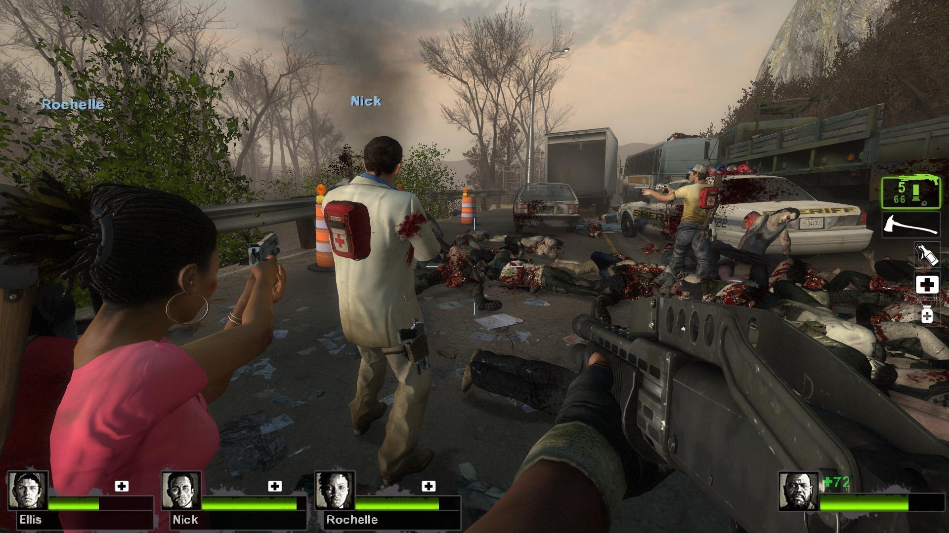 Top 5 Juegos De Zombies Cooperativos Muchogamer