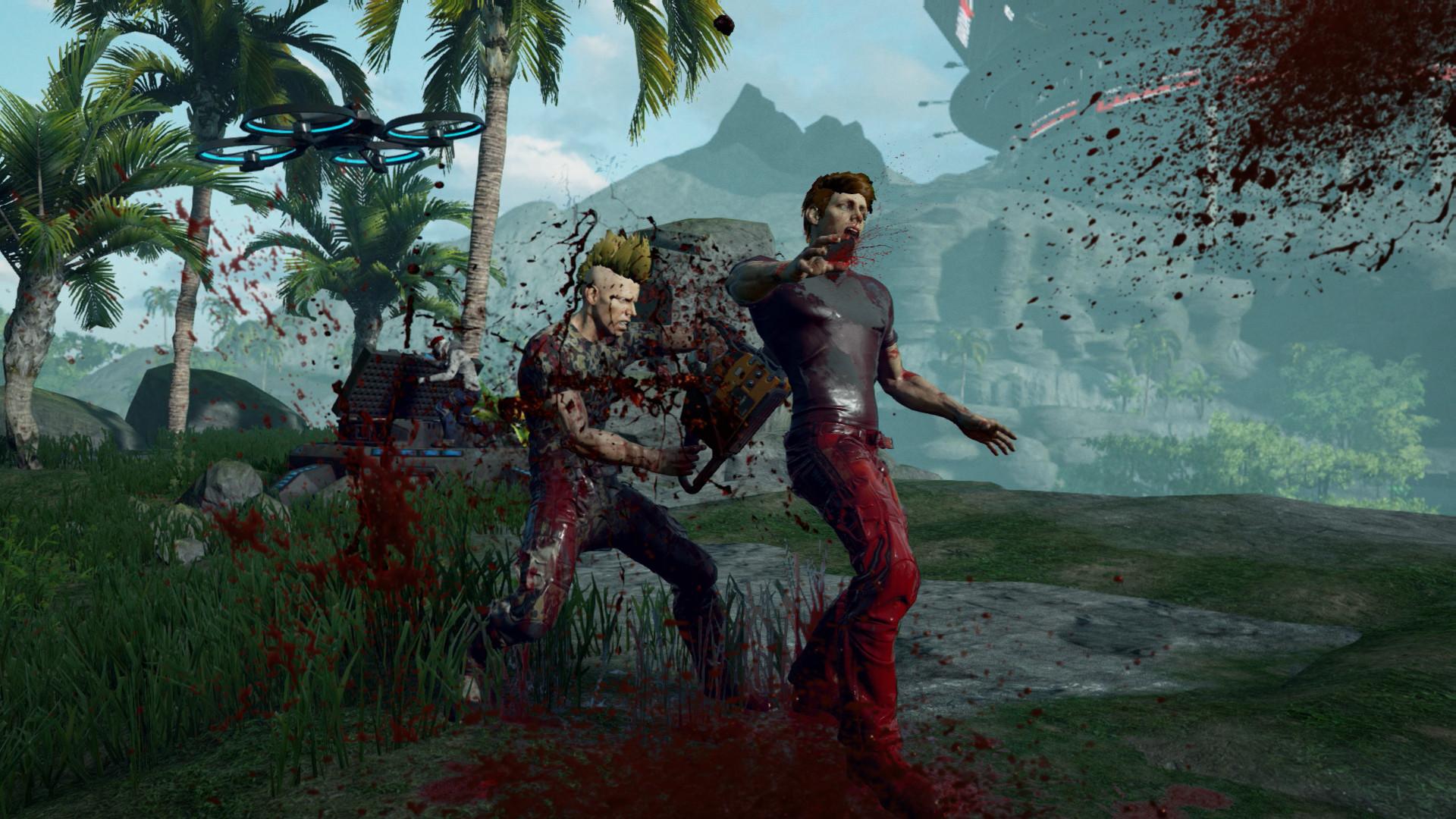 The Culling: Los juegos del hambre y Battle Royale hecho videojuego