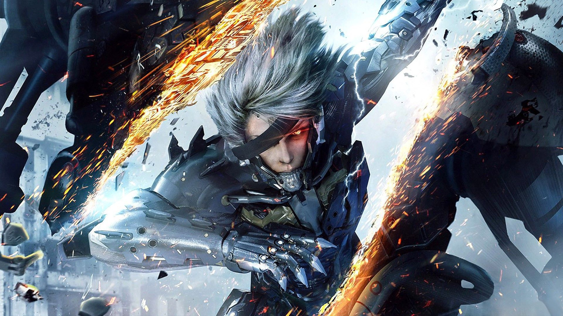 Análisis Metal Gear Rising: Revengeance
